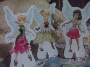 more paper dolls... paper fairies to be more precise