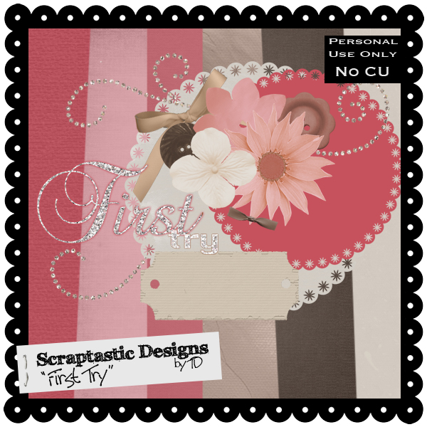 Scrapbooking kit preview image