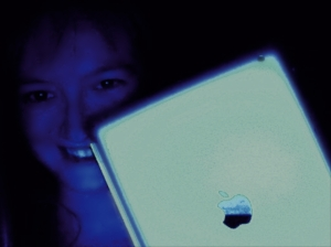 me and my new iPad 2