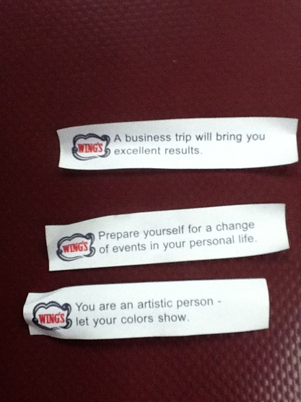 fortune cookie fortunes
