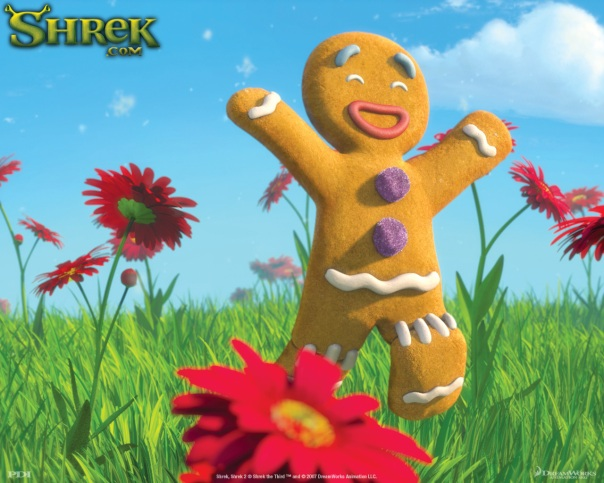 gingy from shrek
