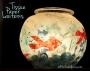 DIY Fish Bowl Tissue PaperLanterns