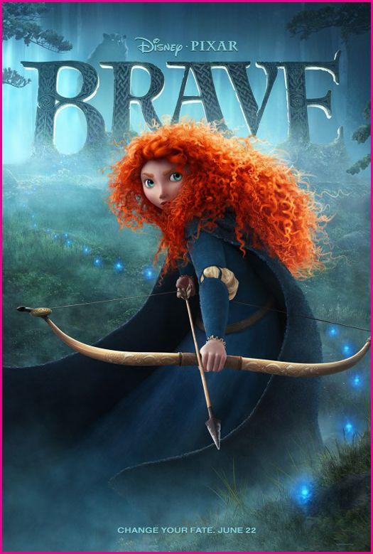 Disney Pixar Brave - Merida