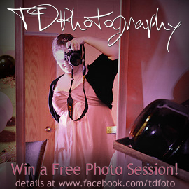 enter to win a free photo shoot