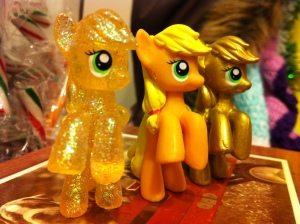 Three blind bag MLP's